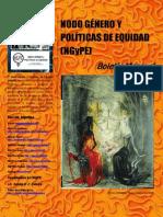 Boletín N° 21 Nodo Género y Políticas de Equidad