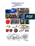 Tsc Mud Pump and Spare Parts