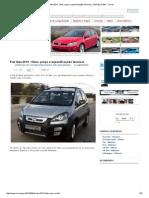 Fiat Idea 2013 - Fotos, Preço e Especificações Técnicas