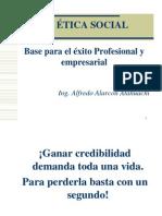 Etica Valores Moral Cod. Conducta Cultura Etica Profesional Resp. Social Empresarial