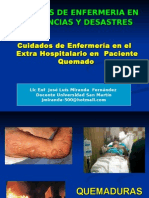 Cuidados de Enfermeria Paciente Quemado-tema 12