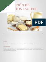 Lacteos y Yogurt