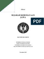 Diktat Sejarah Kebudayaan Jawa