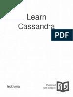Learn Cassandra