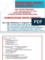 1. Subdivision Development Dec11(Powerpoint)