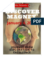 Discovery Magnet Conference Jan 4 2016