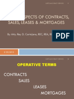 2. Legal Aspects of Sale Lease Mortgage Dec5