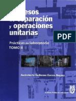 Procesos de Separacion y Opera - Correa Noguez, Austreberto Guil