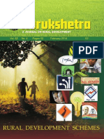 February-14 Rural Development Schemes