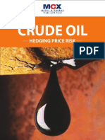 Crude Oil Hedging Broucher