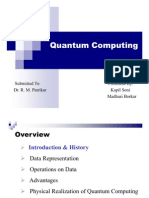 Quantum Computing Final