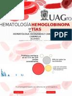 Drepanocitosis - Betancourt Carbajal Miguel