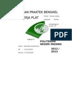 166975089-Laporan-Plat-2