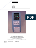 Drivecon XT Series Instruktion Manual (120)