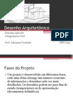 1 Desenho Arquitetônico