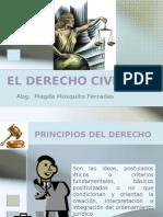 1el Derecho Civil