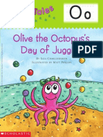 Olive the Octopus's Day of Juggling