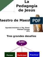 La Pedagogia de Jesús