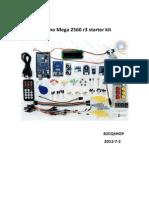 Arduino Mega 2560 r3 Starter Kit Q001151124