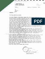 Surat Untuk Adam Malik_1980