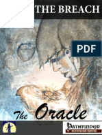 Into the Oracle ( pathfinder)