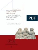 Cerâmica Medieval do País Basco