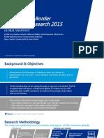 Ipsos Paypal Cross Border Consumer Research 2015
