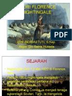 Florence Nightingale Indri
