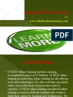 Best Datastage online training certification classes at India, Canada