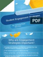 student engagement strategies - makayla pixler