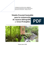 Modelo Forestal Sostenible