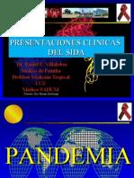 Presentaciones Clinicas Del Sida