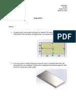 speed reducer design journal - me 301 - october 21 2014