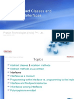 Unit4 - Interfaces and Abstract Classes