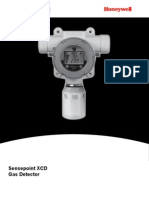 Sensepoint XCD TechMan MAN0873 Iss8 0913 EMEAI