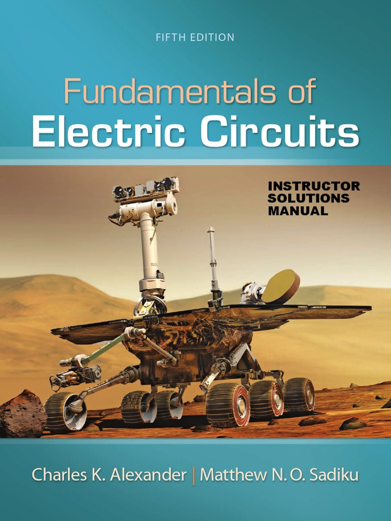 Electrical Circuits Pdf Free Download Electric By Nilsson And Riedel Circuit Theory Technology 5th Edition Rh