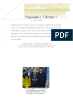 After Yugoslavia, Ukraine