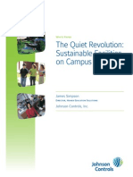 Sustainable Facilities on Campus