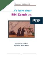 About Bibi Zainab