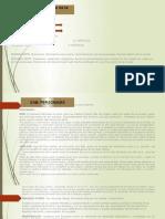 Estructura de La Obra SAB