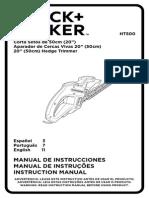 HT500 Manual