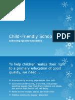 Child Friendly School