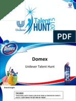 Domex - Case Study