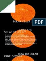 solar cells power point