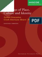[Anastasia Christou] Narratives of Place, Culture