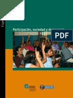 Participación, Sociedad y Democracia