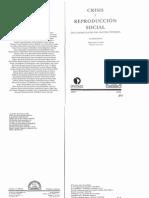 Cortes y Cuellar - Crisis y Reproduccion Social Sector Informal