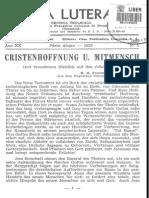 Igreja Luterana 1959 nº1