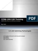 2.8 Cisco CCNA Training