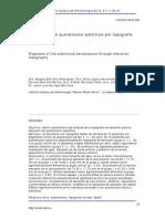 Diagnostico Subclinico de Queratocono Por GALILEI